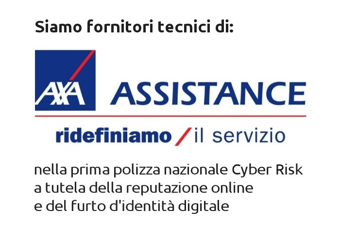 Partner di Axa Assistance - Polizza Cyber Risk - News - difesareputazione.it